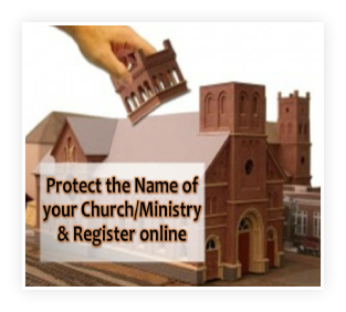 CHURCH REGISTRATION